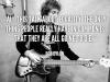 """Bob Dylan o """"równośc..."""