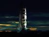 Rakieta Saturn V na...