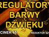 Regulatory barwy dźw...