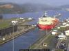 Na kanale Panamskim