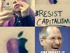 Resist capitalism!