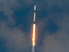 SpaceX launch footag...