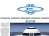 UFO - pływający dom