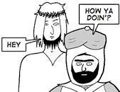 Jezus i Mo